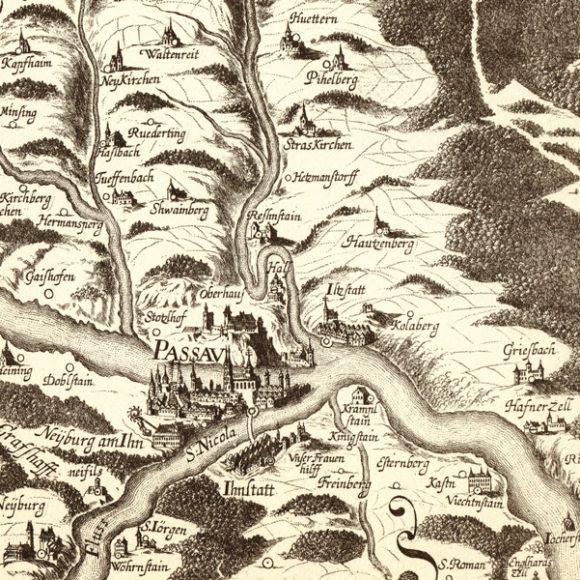 Von Passau bis Pressburg