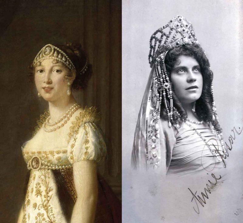 Frauen-Power anno 1818 und 1888