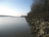 Vorher: Uferverbau bei Witzelsdorf aus dem 19. Jhdt.